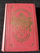 Bibliothèque Rose illustrée.La petite Maîtresse de Maison-Par Julie Gouraud1923