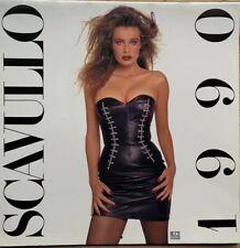 FRANCESCO SCAVULLO FASHION CALENDAR 1990 PINUP GIRLS NUDE MODEL  CRAWFORD Cindy