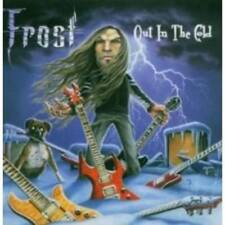 Frost - Out in the Cold MAUSOLEUM RECORDS CD NEU