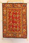 Indian Gujarat Mirror Work Embroidered Old kutchi Tapestry Design Chakla Cotton
