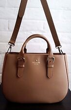 AUTHENTIC KATE SPADE CHARLOTTE STREET SYLVIE BAG IN DUNE BAG RRP $540