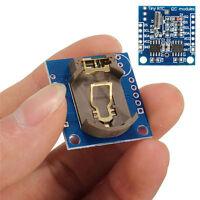 Neue Arduino I2C RTC DS1307 AT24C32 Echtzeituhrmodul für AVR ARM PIC SMD