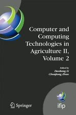 Computer and Computing Technologies in Agriculture II, Volume 2 : The Second...