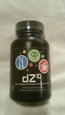 dz10 super digestive Enzymes for today foods 90 Vegetarian Capsules New exp 6/17