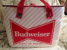 Budweiser Beer Cooler Bow Tie, Advertising. Picnic, Camping, Fishing, Hunting