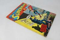 SUPERMAN NUOVA SERIE N. 11 ED.  WILLIAMS INTEUROPA 06/11/1972 [OQ-240]