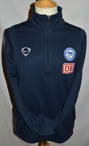 Sweatshirt / Trainingsjacke / Trikot von Hertha BSC Berlin, Größe S, von Nike