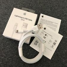 Genuine Boxed Lightning Apple 2M Usb Cable for iPhone iPad iPod Data Sync Charge