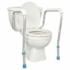 Aquasense TOILET SAFETY RAILS Lightweight, Corrosion Resistant & Aluminium Frame