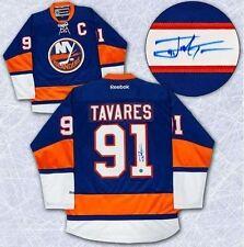 John Tavares New York Islanders NHL Autographed Reebok Jersey- w/COA
