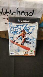 SSX 3 SNOW BOARDING NINTENDO GAMECUBE VIDEO GAME >>>>>>IN BOX NO MANUAL