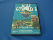 Billy Connolly World Tour Of England, Ireland And Wales - DVD - Region 2-6