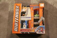 Mattel - Matchbox Garage Adventure Set - H8437 - NEW / NIB