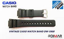 VINTAGE CASIO ORIGINAL BAND / CORREA DW-5900 DW-6000 DW-6100-C NOS