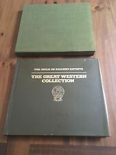 More details for the great western collection the guild of railway artists 1935 -1985