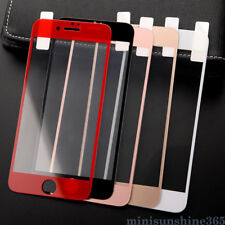 1Pc Tempered Glass Full Screen Protective Film Protect Guard Cover For iphone