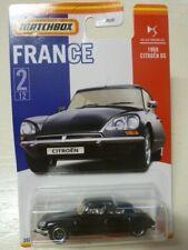 Matchbox Citroën DS 1968 Série France