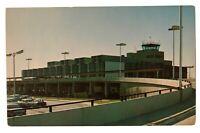 Detroit Metropolitan Airport, Detroit, Michigan MI Postcard