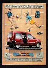 Citrus Card n. 0160 - Renault Kangoo