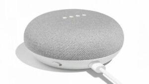 Google Home Mini Smart Assistent - Kreide