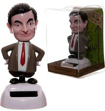 Mr Bean Figure Solaire Alimenté la danse Bean puckator Ornement Figurine NEW