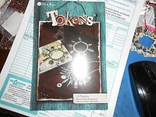 Instructions Book, Tokens, beading with 13 projects to inspire you.