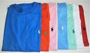 Boys Genuine Ralph Lauren Short Sleeve T-Shirts - 8yr, 10-12yr,14-16yr CLEARANCE