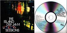 The Island Def Jam London Sessions US promo only CD Rihanna Janet Jackson Kanye