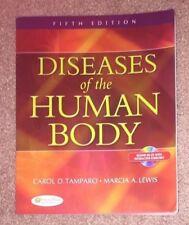 Diseases of the Human Body by Marcia A. Lewis and Carol D. Tamparo (2011,...