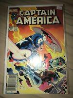 Captain America 287 - High Grade Comic Book- B21-87