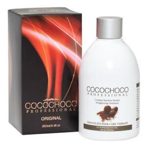COCOCHOCO Keratin ORIGINAL Haarglättung 250ml, Behandlung Hair Treatment