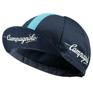 Campagnolo Sportswear Cycling Cap (one size) Made in Italy - Bike Hat, Blue