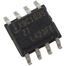 Intersil X9C103SZ Potentiometer lin 10k? XDCP™ Digitally Controlled SO-8 856704