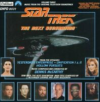 erry Goldsmith - Star Trek: The Next Generation, Vol.3 [IMPORT] [CD]