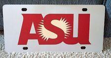 NCAA Edelstahl Vanity Kennzeichen Arizona State Sun Devils Asu