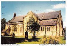BR91868 st nicholas church hetton le hole   uk