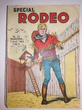 bd RODEO special N° 13 LUG 7-4-1965