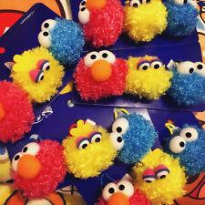 Universal Studios Sesame Street ELMO Hair Band Rope Girls Hair Acc 3pcs Gift