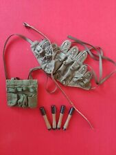 1/6 SINO-VIETNAMESE WAR AMMO CARRIER, GRENADE POUCH CHINEAE ARMY FROM MINI TIMES