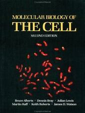 Molecular Biology of The Cell, Bruce Alberts, Very Good Book