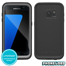 LifeProof Fre Frē Waterproof Case cover for Samsung Galaxy S7 Black tough strong