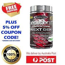2 X MuscleTech Hydroxycut Hardcore Next Gen 100 Caps Fat Burner Elite Austl24347