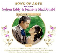 NELSON EDDY & JEANETTE MACDONALD  *  72 Greatest Hits  *  NEW 3-CD Boxset