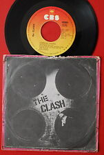 "THE CLASH COMPLETE CONTROL/CITY OF THE 1977 RARE EXYU 7"" PS PUNK KBD"