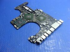 "MacBook Pro 15"" A1286 MB985LL Intel Core 2 Duo P8800 2.66GHz Logic Board  GLP*"
