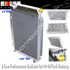 3 Row Aluminum Racing RadiatoR fits 79-93 Ford Mustang GLX LX GT SVT
