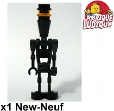 Lego Figurine Minifig Star Wars Assassin Droid Elite robot noir/black sw222 NEUF