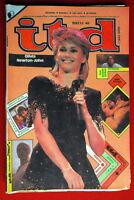 OLIVIA NEWTON JOHN ON COVER 1983 VERY RARE EXYUGO MAGAZINE