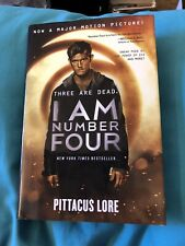 Lorien Legacies: I Am Number Four 1 by Pittacus Lore (2011, Hardcover, Movie...
