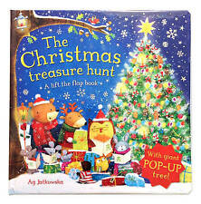 The Christmas Treasure Hunt: A pop-up book (Lift the Flap Book) (. 9780230768635